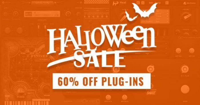ProducerSpot Halloween Plugins 60 OFF