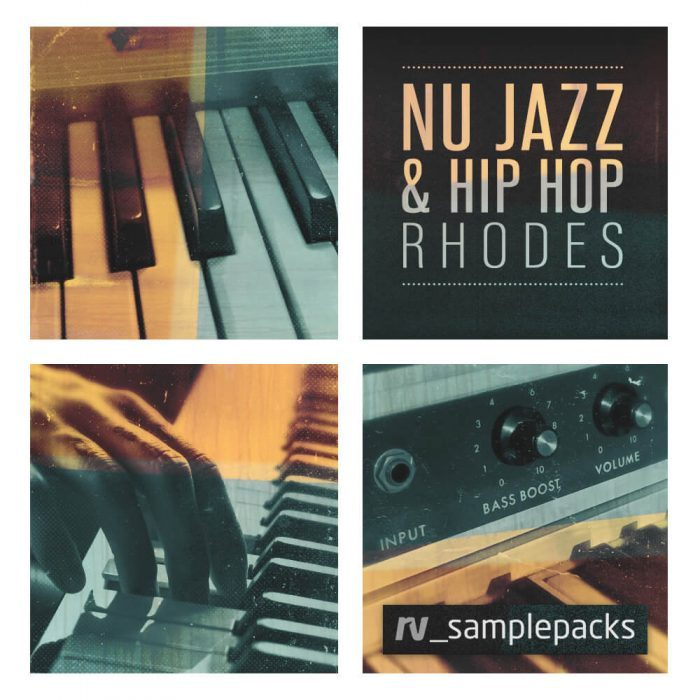 RV Samplepacks releases Nu Jazz & Hip-Hop Rhodes sample pack