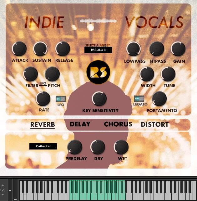 Rast Sound Indie Vocals Kontakt