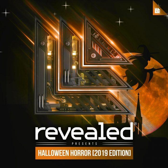 Revealed Halloween Horror 2019