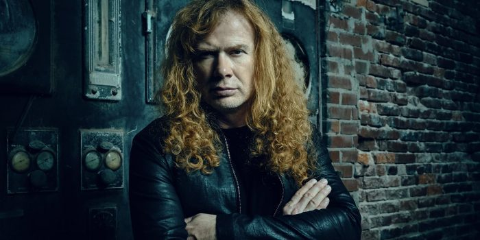 Reverb Dave Mustaine