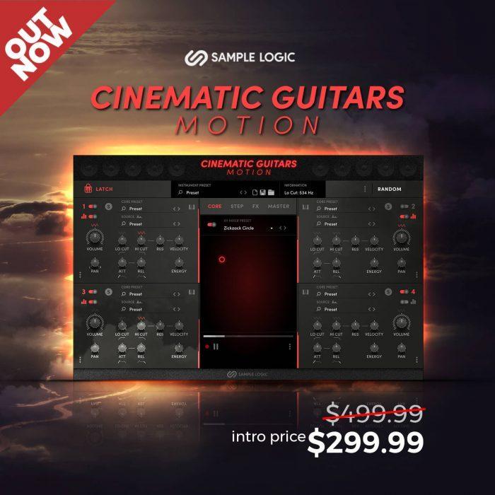 SL Cinematic Guitars Motion