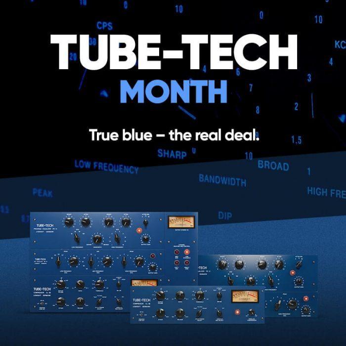 Softube Tube Tech Month