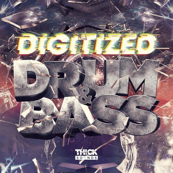 Thick Sounds Digitized Drum & Bass