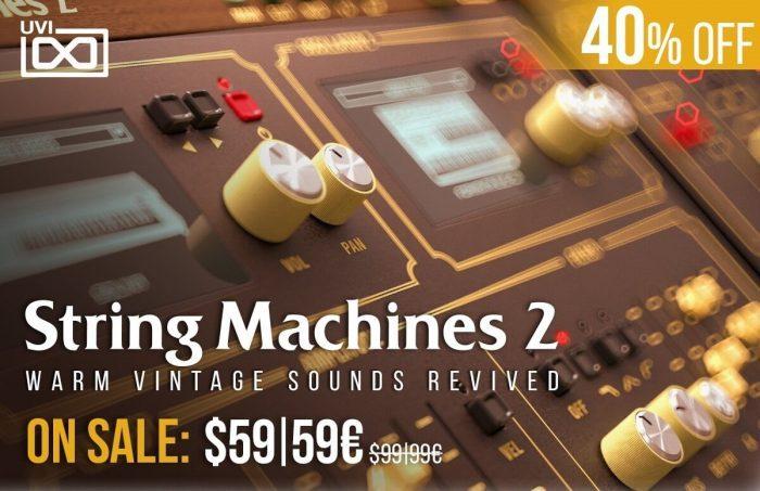 UVI String Machines 2 sale