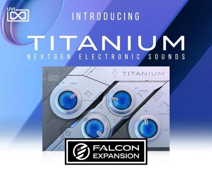 UVI Titanium for Falcon