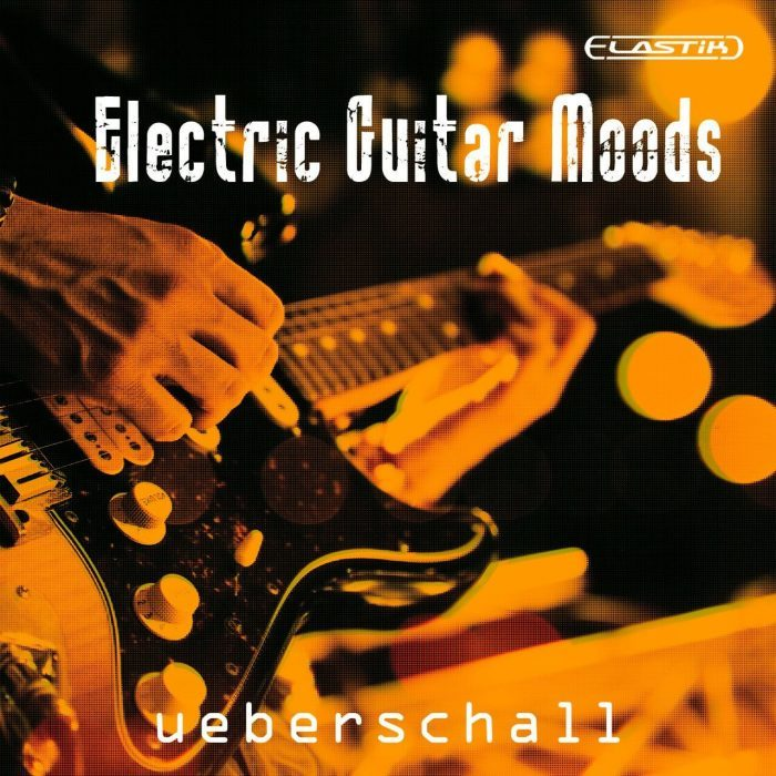 Ueberschall Electric Guitar Moods