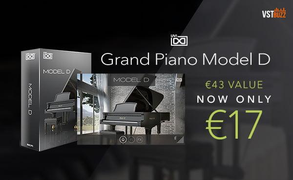 VST Buzz UVI Grand Piano Model D