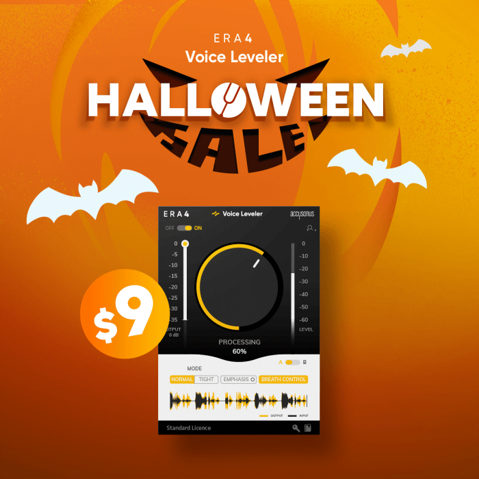 accusonus ERA 4 Voice Leveler sale