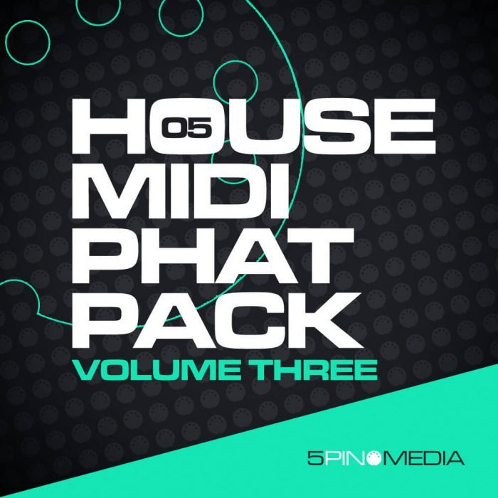 5Pin Media House MIDI Phat Pack 3