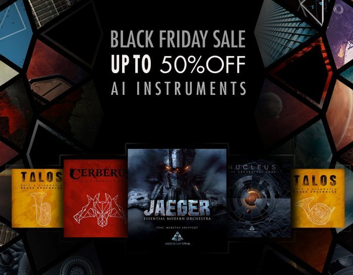 Audio Imperia Black Friday 2019