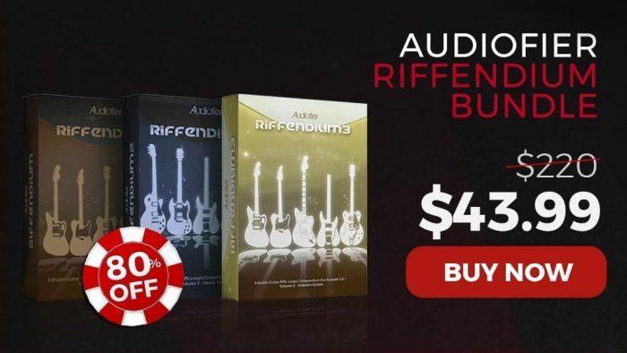 Audiofier Riffendium Bundle