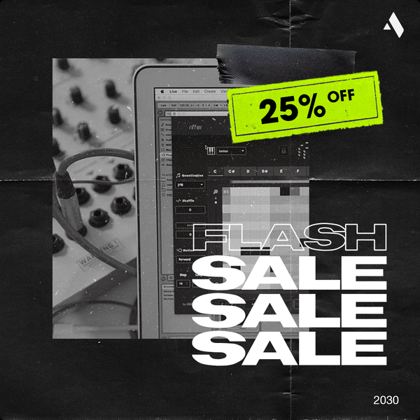 Audiomodern Flash Sale