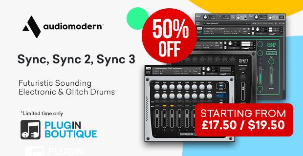 Audiomodern Sync Sale