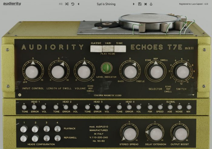 Audiority Echoes T7E 2.0