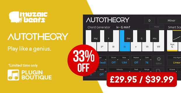 Autotheory 33% OFF