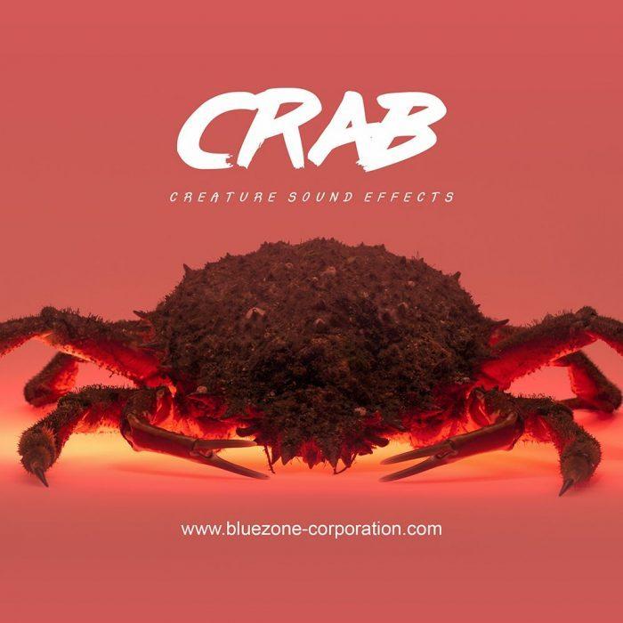 Bluezone Crab Creature Sound Effects