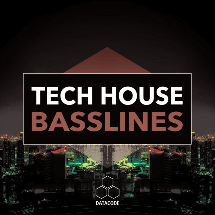 Datacode FOCUS Tech House Basslines
