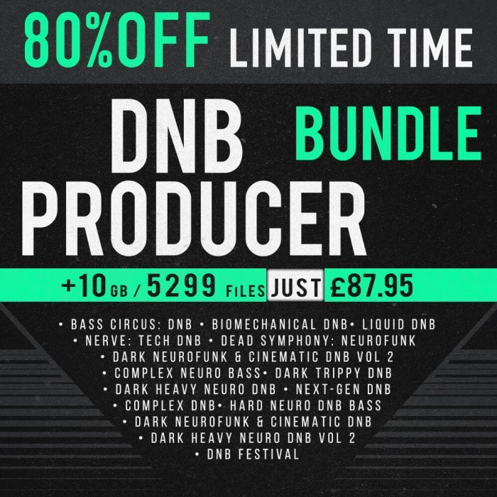 Freaky Loops DnB Producer Bundle