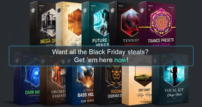 Ghosthack Black Friday Sale