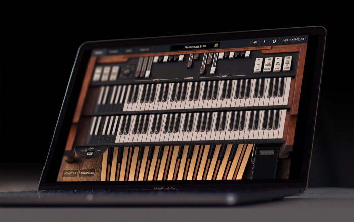IK Multimedia Hammond B3X update