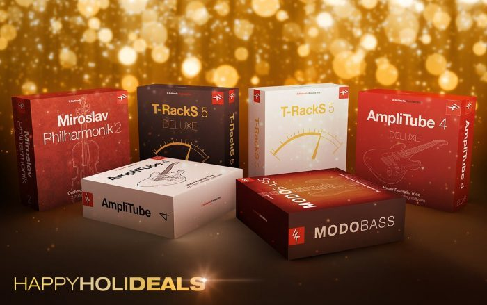 IK Multimedia Happy Holidays 2