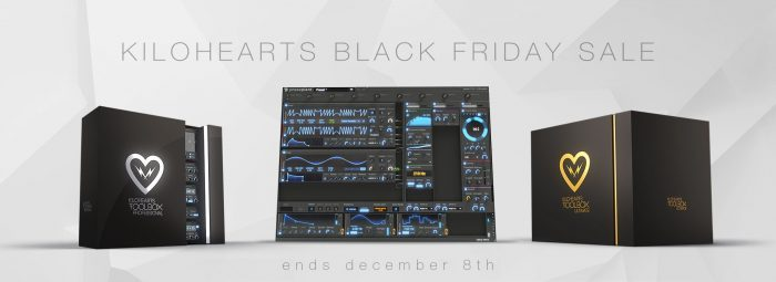 Kilohearts Black Friday 2019