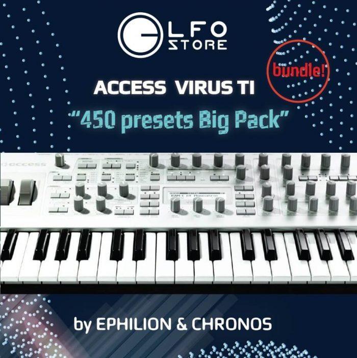 LFO Store Access Virus TI