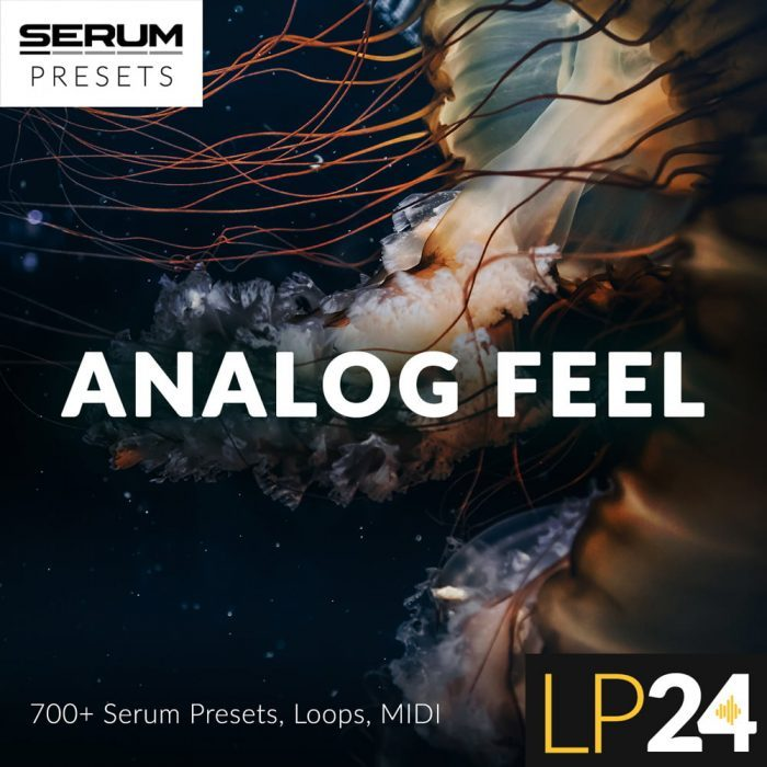 LP24 Analog Feel