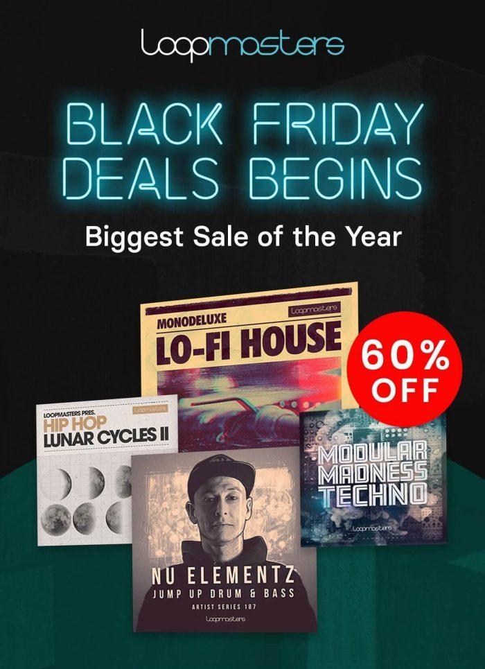 Loopmasters Black Friday 2019