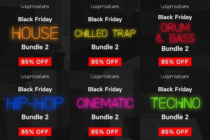 Loopmasters Genre Bundle Deals 85 OFF
