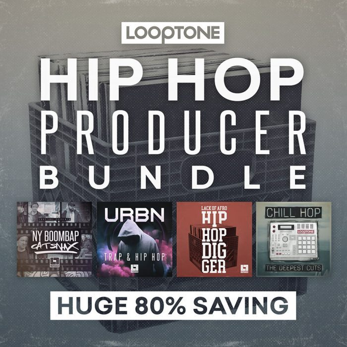 Looptone Hip Hop Producer Bundle