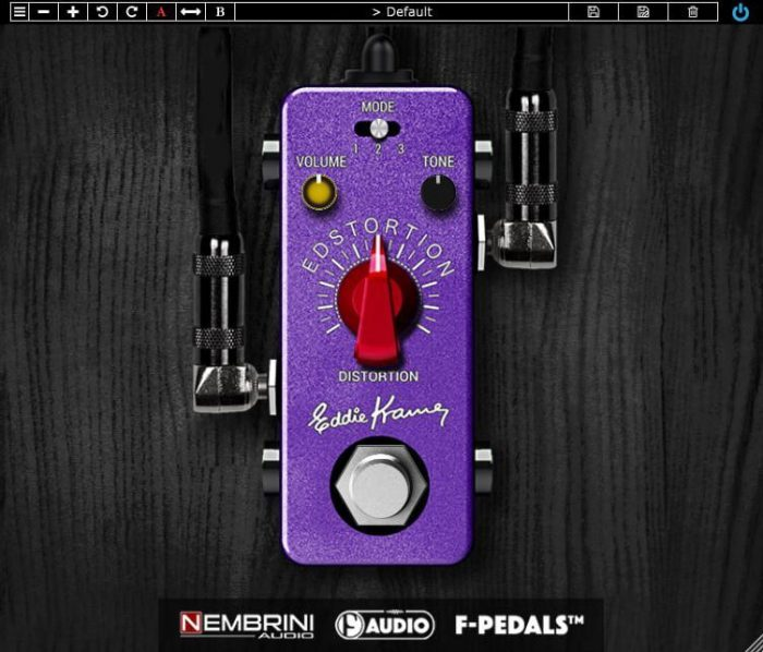 Nembrini Audio Edstortion
