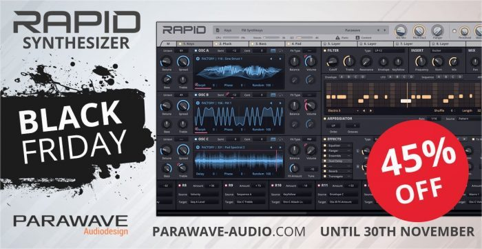 Parawave Audio BF 2019