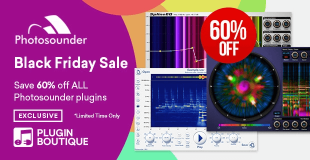 Photosounder Black Friday