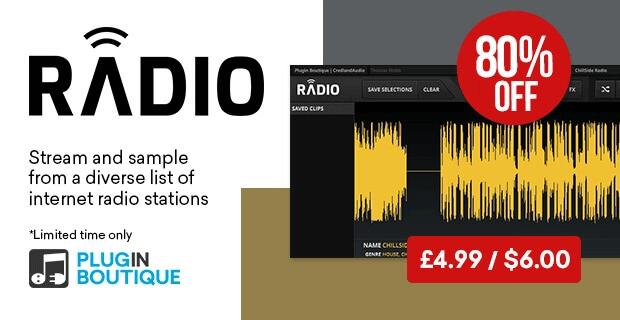 PiB Radio 80 OFF