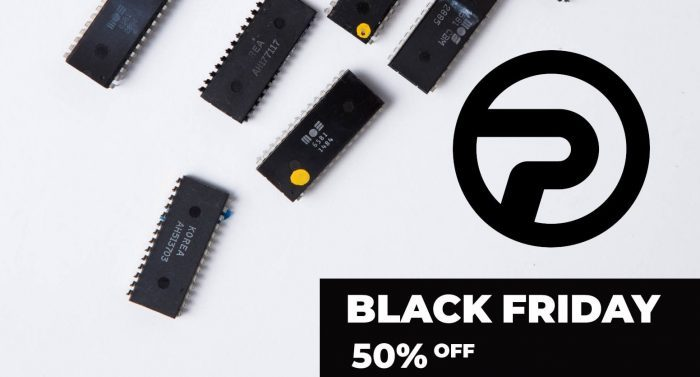 Plogue Black Friday 50