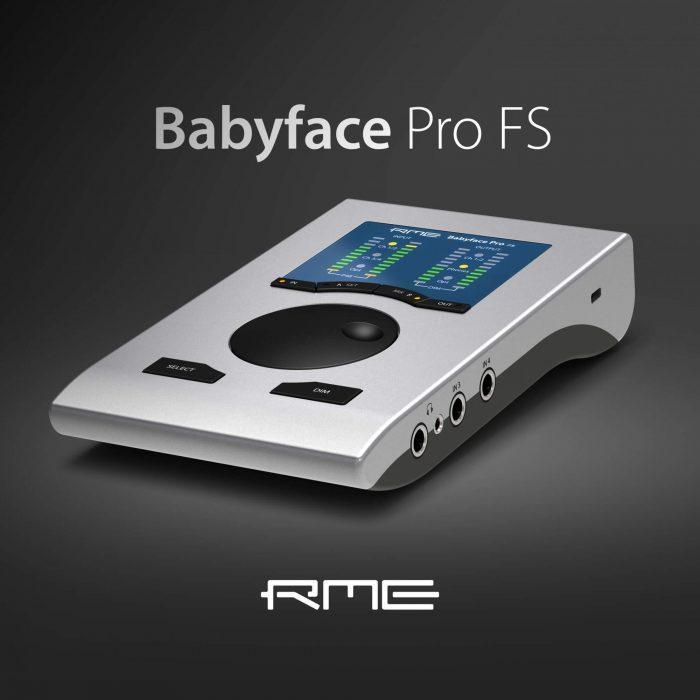 RME Audio Babyface Pro FS