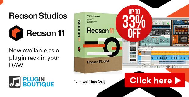 ReasonStudios Reason11 33 OFF