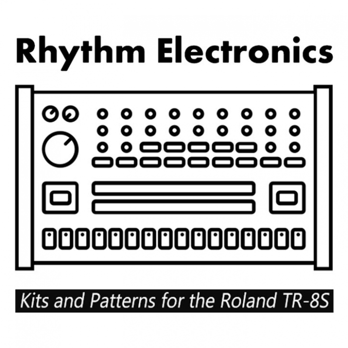 Rhythm Electronics Vintage Drum Machines for Roland TR 8S