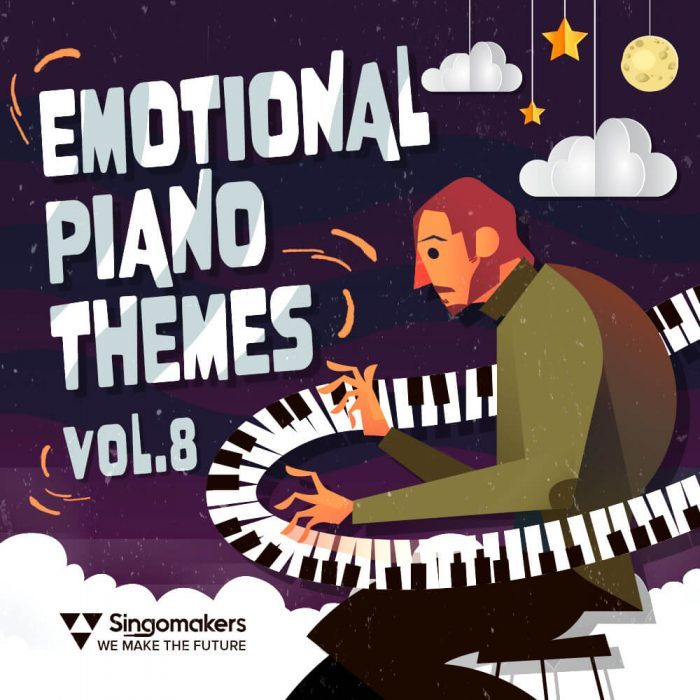 Singomakers Emotional Piano Themes 8