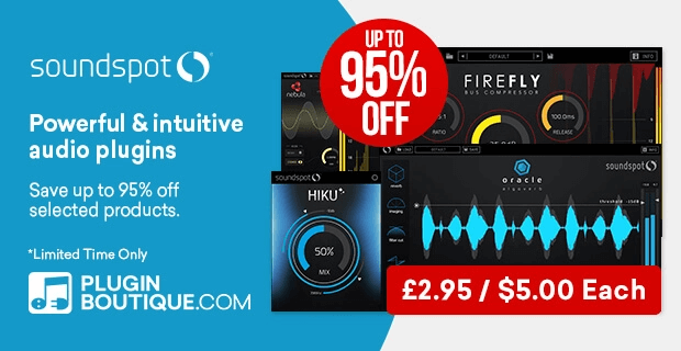 SoundSpot Plugin Sale