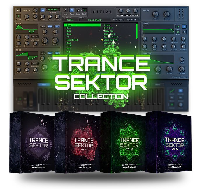 Sounds 2 Inspire TranceSektorCollection