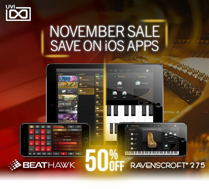 UVI iOS Sale