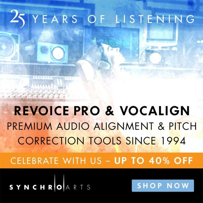 synchro arts 25 years