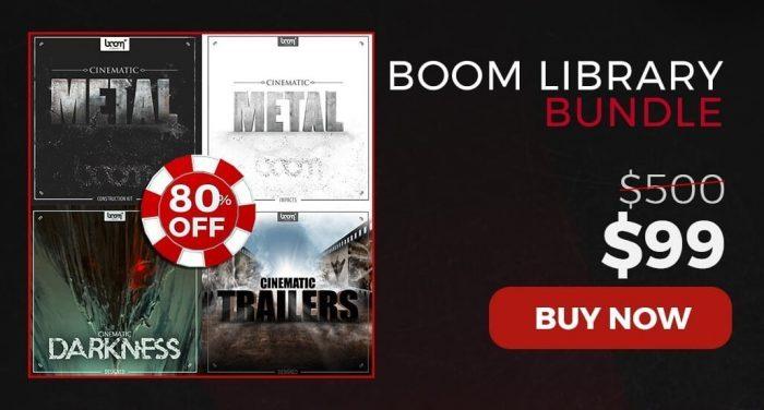 APD BOOM Library Bundle