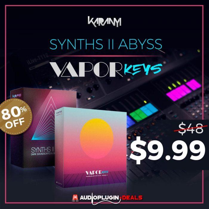 Audio Plugin Deals Karanyi Synth Bundle