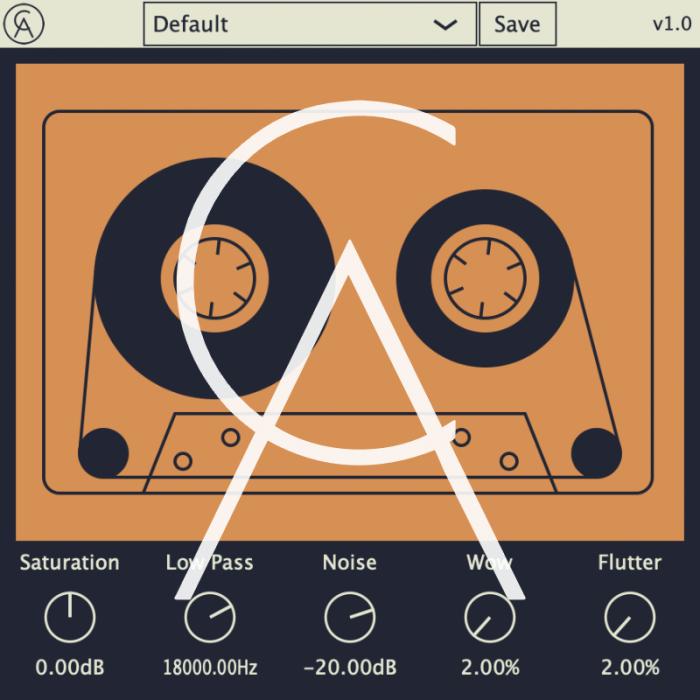 Caelum Audio Tape Cassette