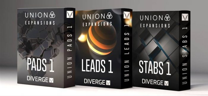 Diverge Synthesis Pads Leads & Stabs for Union