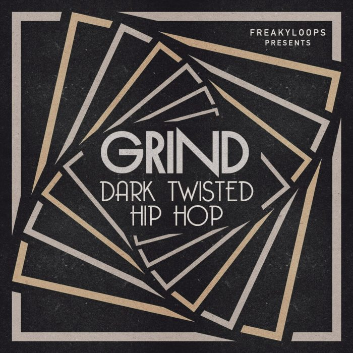 Freaky Loops Grind Dark Twisted Hip Hop